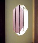 床柱の奥にも職人技で気の利いた細工が施されています。