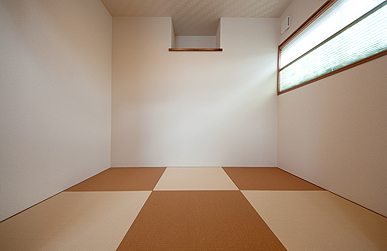 小上がりの和室