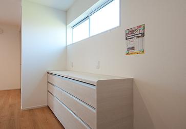 キッチン収納、家電カウンター