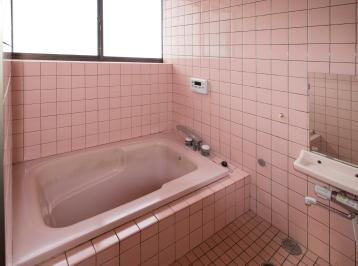 リフォーム前 お風呂