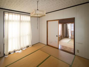 リフォーム前 2階和室