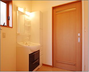 1F洗面脱衣室