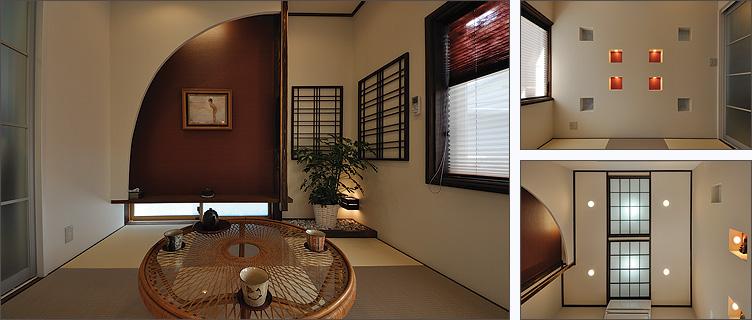 和室 / 和室天井