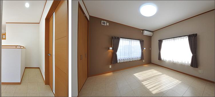 2F ホール / 洋室